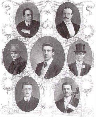 Orquesta del Titanic